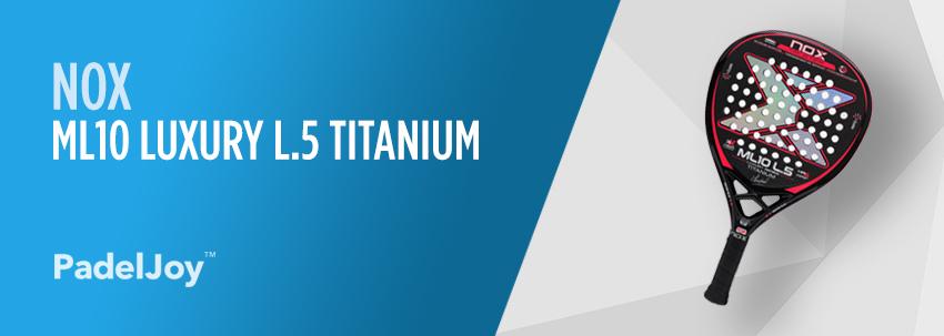 Bäst i test 2019 - Nox ML10 Luxury L.5 Titanium